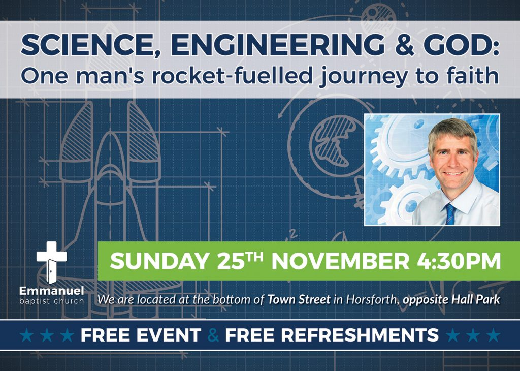 Science Engineering & God